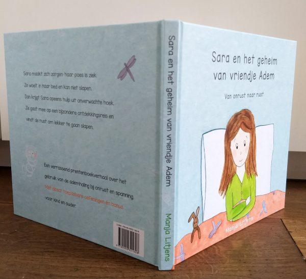 kinderboek over je eigen ademhaling die hooggevoelige kinderen helpt ontspannen