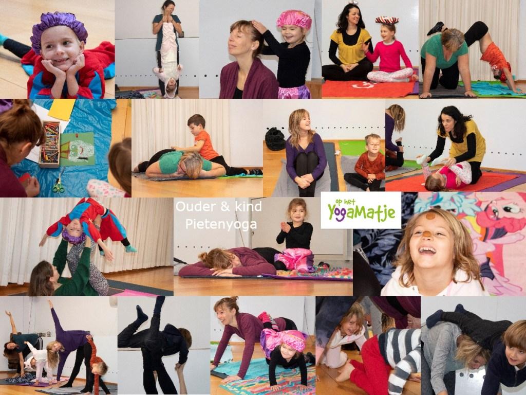 kinderyoga workshop pietenyoga voor ontspanning met je kind in Utrecht
