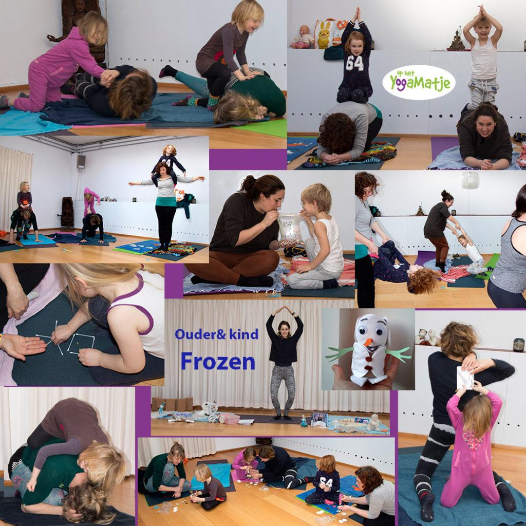 ouder en peuter en ouder en kind yoga workshop in utrecht