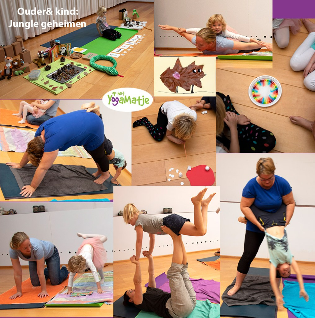 kinderyoga voor hooggevoelige kinderen en ouders in lombok utrecht bij op het yogamatje