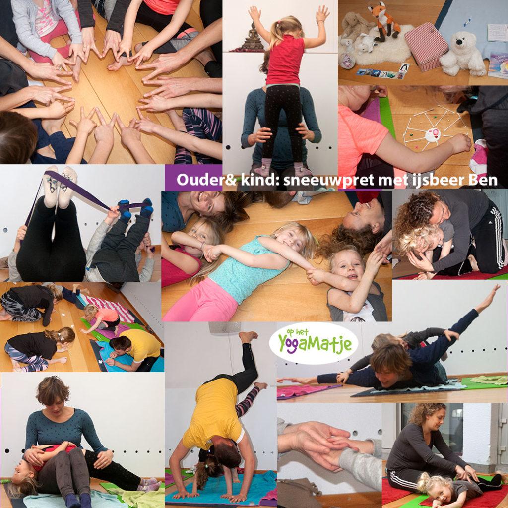 ouder en kind yoga workshops voor hooggevoelige kinderen en moeders in utrecht